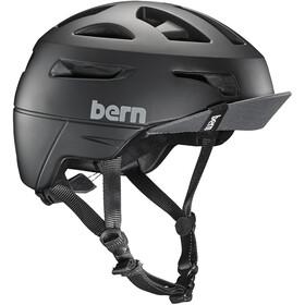 Bern M's Union MIPS Helmet with Flip Visor Matte Black